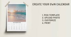 Personalized Calendar Maker